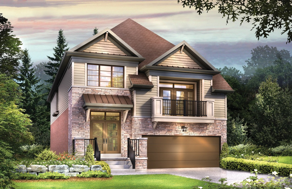 Stoney Creek Brand New Homes for Sale - Move in Spring!