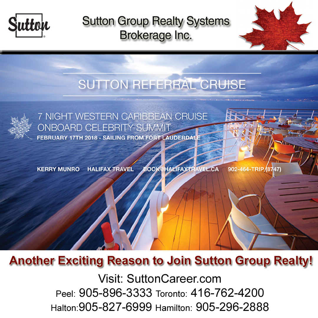 Sutton Referral Cruise! Another Reason To Cruise Over To Sutton!