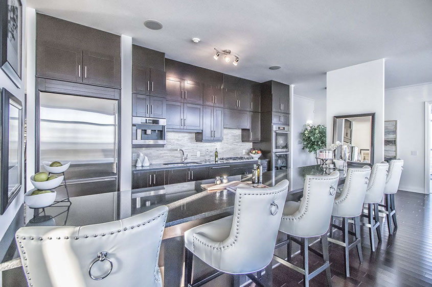 Absolute Penthouse Kitchen